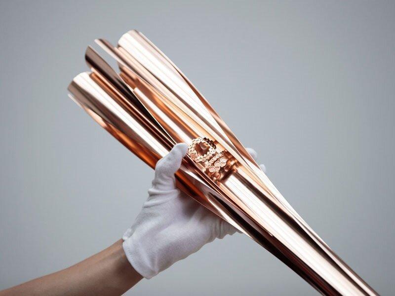 حمل مشعل المپیک با تدابیر شدید بهداشتی