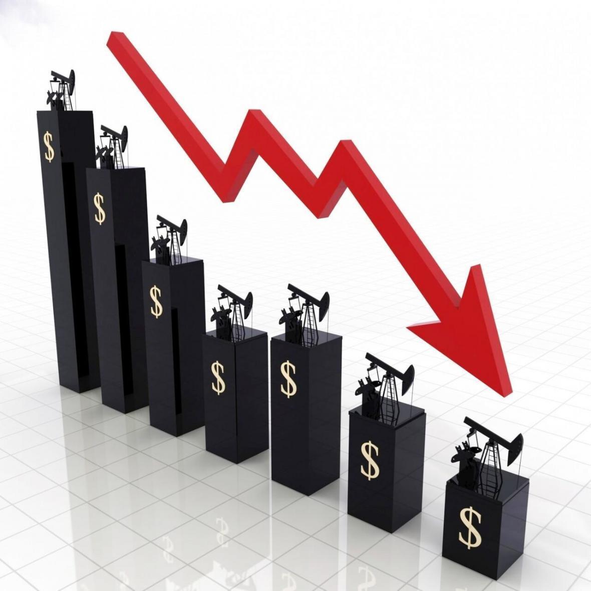 سقوط آزاد بی سابقه قیمت جهانی نفت خام در سی سال اخیر