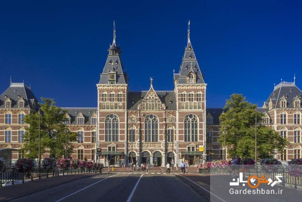موزه ریجکس؛از موزه های هنری و تاریخی آمستردام