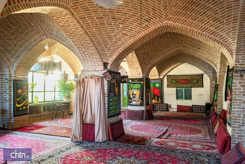 حریم مساجد تاریخی ملایر مشخص شد