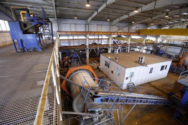 افتتاح سومین کارخانه کنسانتره اسدآباد در انتظار دریافت تسهیلات