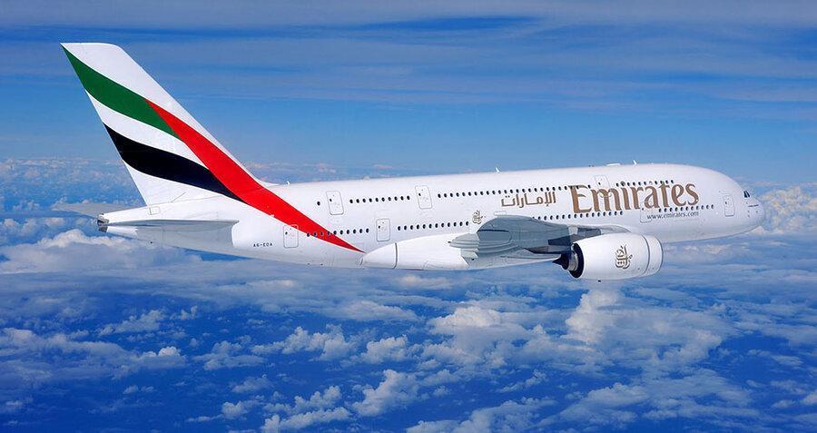 اگر در هنگام مسافرت کرونا بگیرید، هواپیمایی امارات هزینه درمان شما را پرداخت می کند