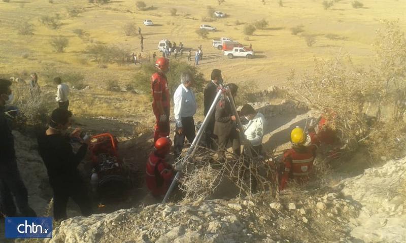 دستگیری باند حفاری در فراشبند فارس، مرگ 2 حفار در پی سقوط به چاه
