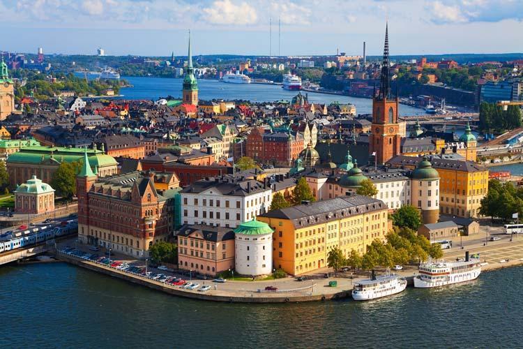 آشنایی با 8 جاذبه گردشگری رایگان در استکهلم