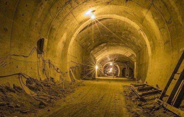 خبرنگاران احداث مترو اسلامشهر سرعت گرفت