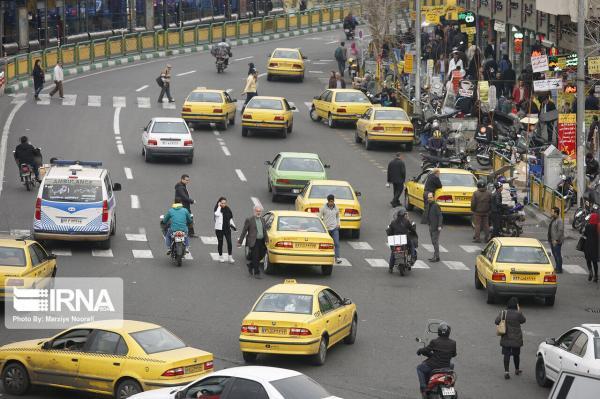 خبرنگاران افزایش نرخ کرایه تاکسی در تهران تا اول اردیبهشت غیرقانونی است